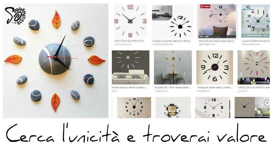 orologi da parete di qualità Sognoametista