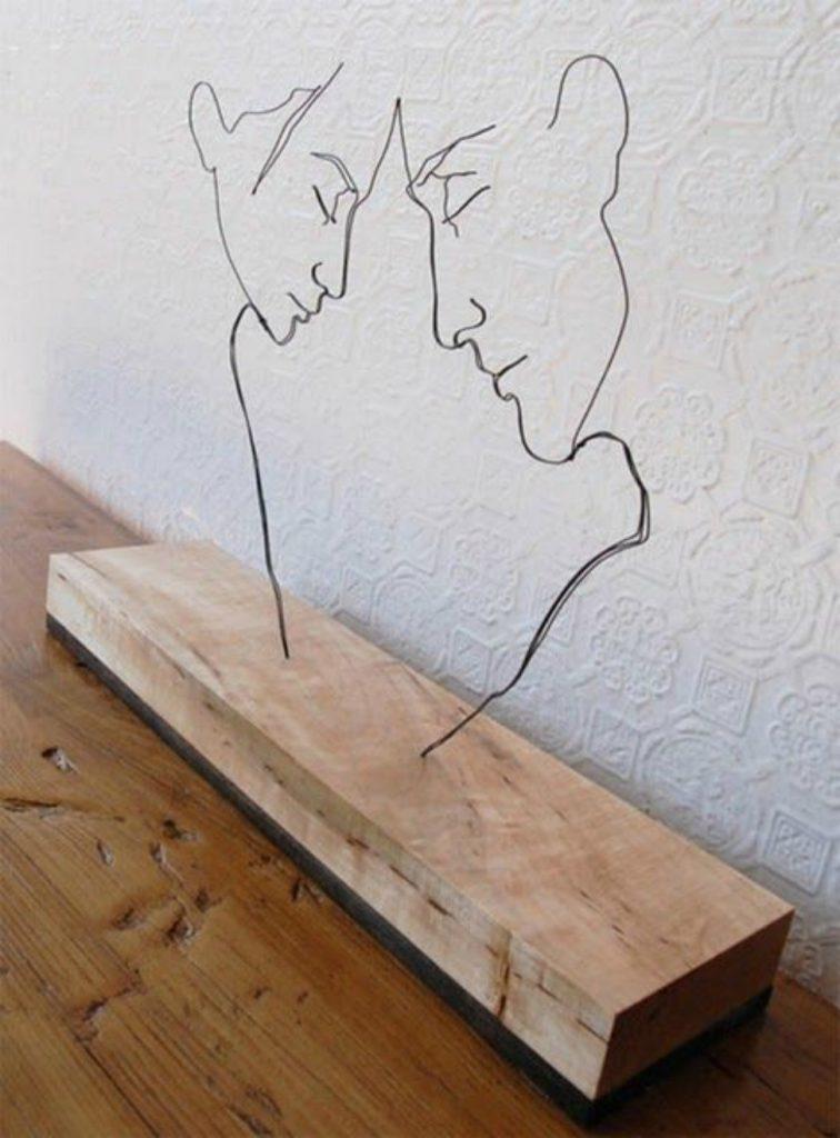 Scultura minimalista G.Worth
